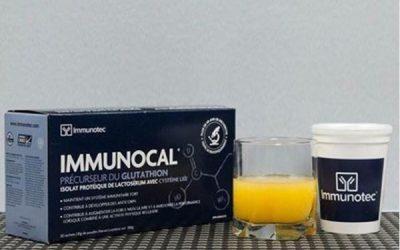 Immunocal, complemento alimenticio