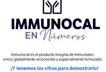 Immunocal en números
